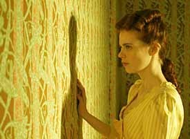 Who Is The Woman In The Yellow Wallpaper