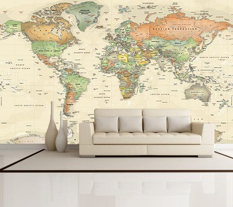 Download world map removable wallpaper gallery world map removable wallpaper gumiabroncs Choice Image