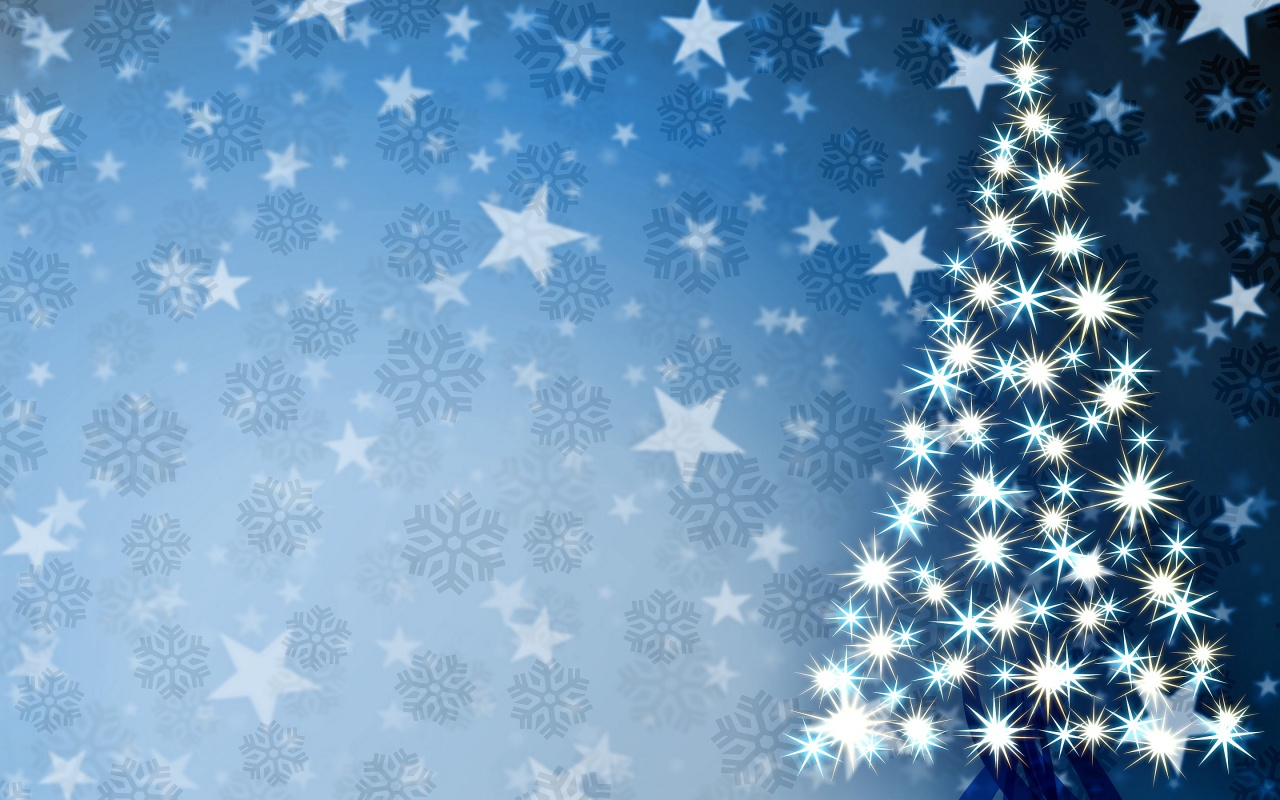 1280x800 Christmas Wallpaper