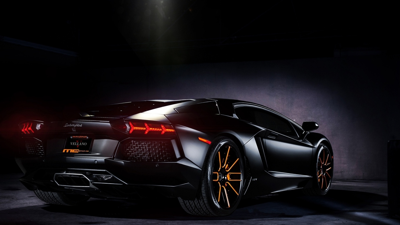 1366x768 HD Car Wallpapers