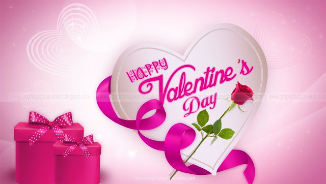14 February Valentine Day Wallpaper