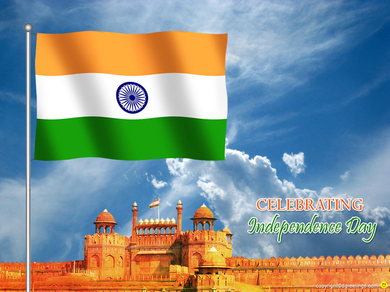 15 August Wallpaper India