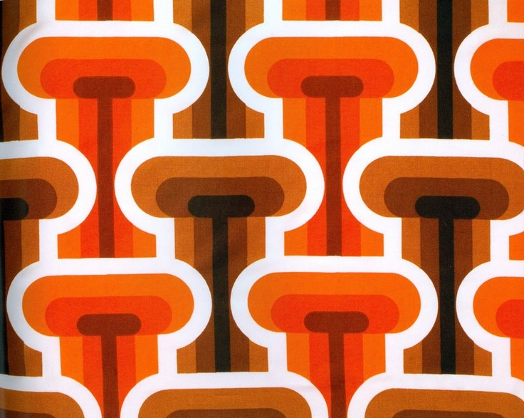 1960s Wallpaper Designs