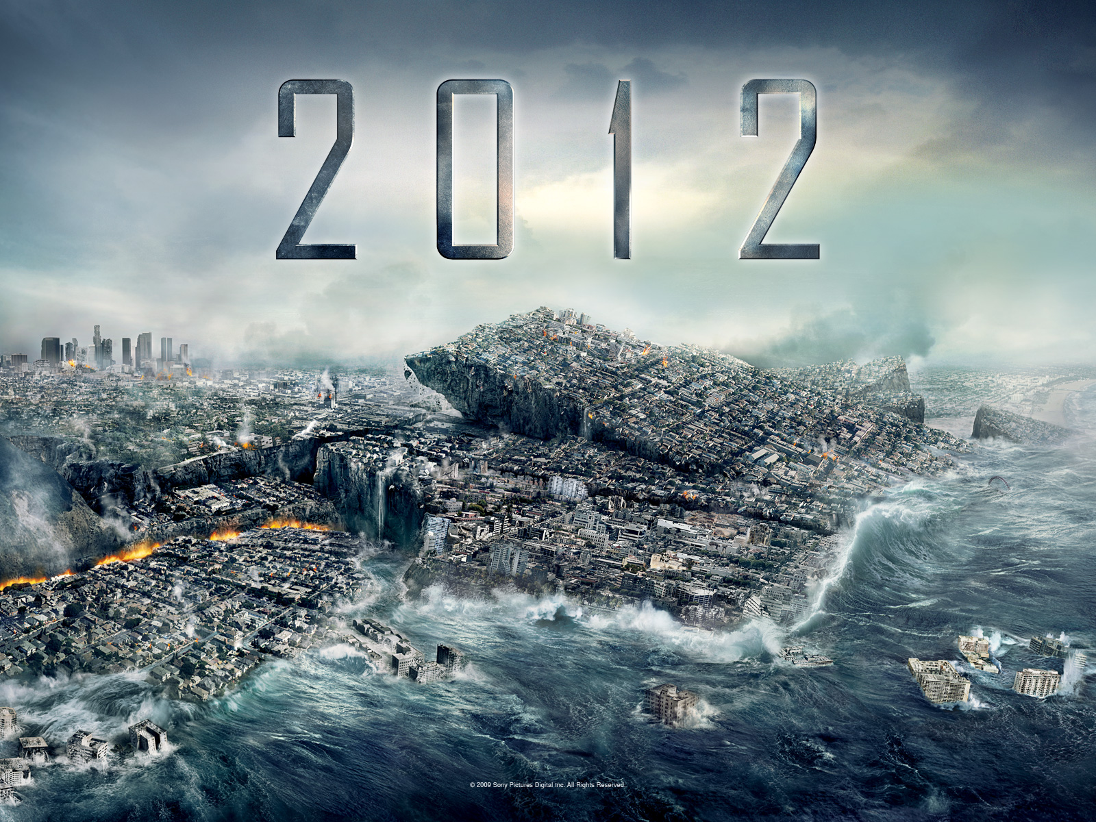 2012 Movie Wallpaper