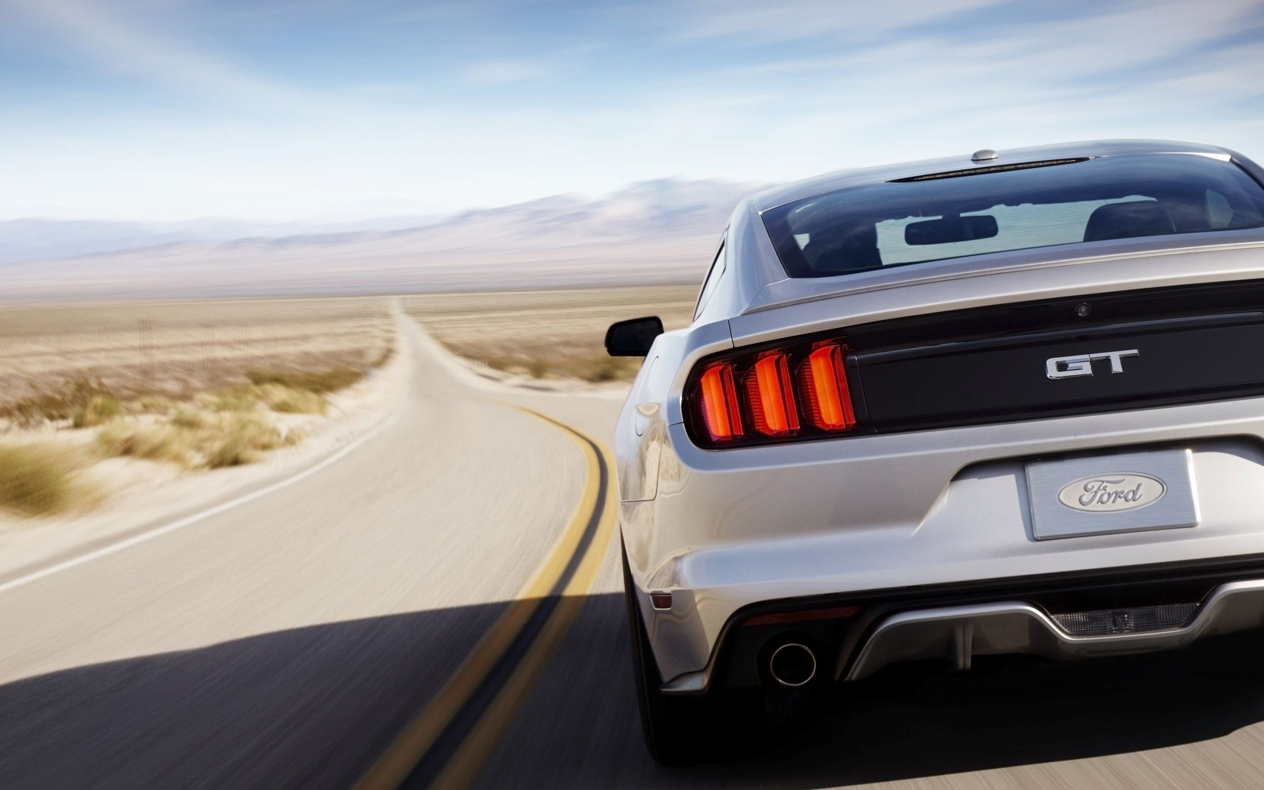 2015 Mustang HD Wallpaper