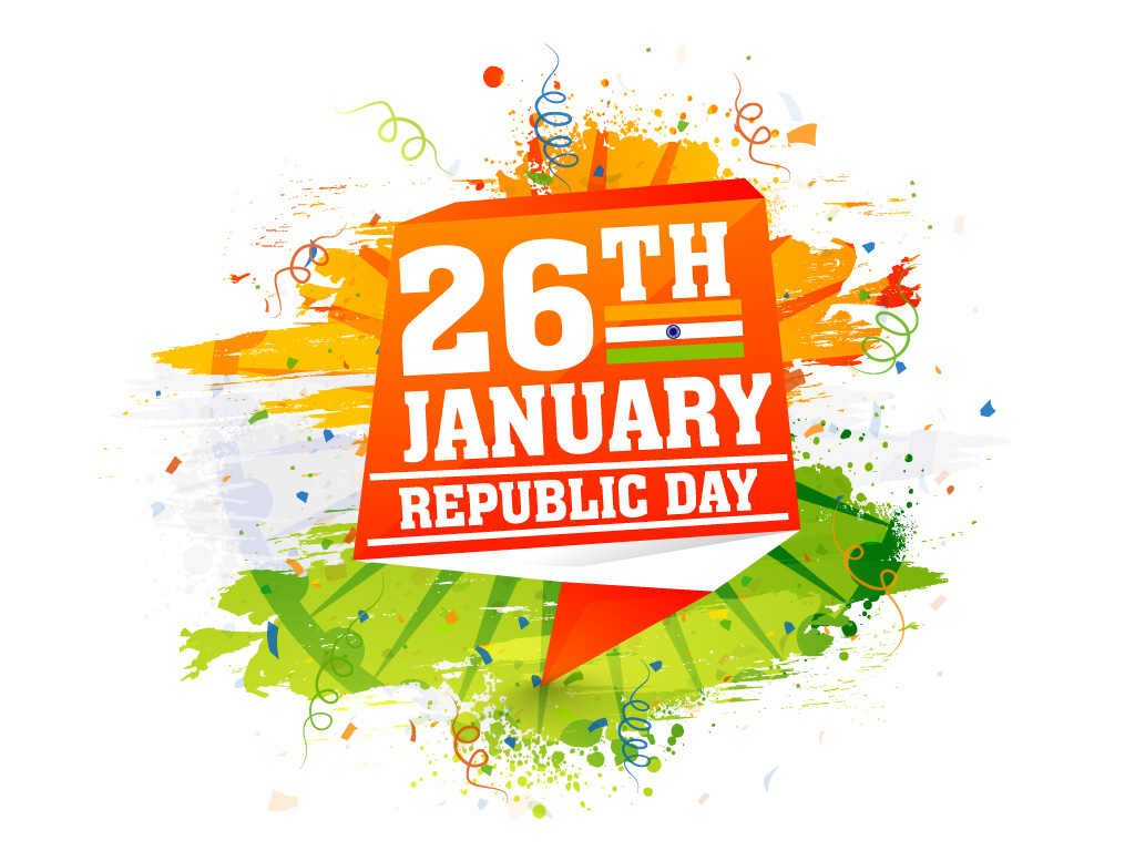 26 January Independence Day Wallpaper