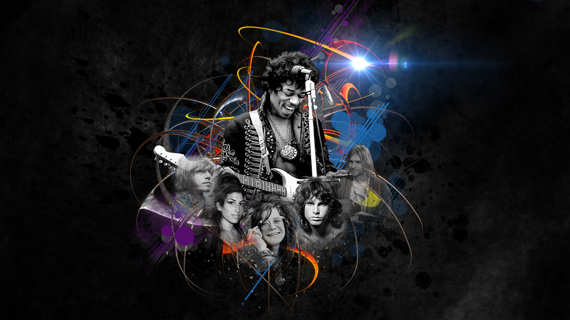 27 Club Wallpaper