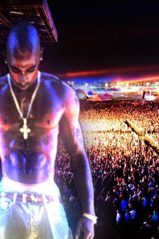 2pac Live Wallpapers
