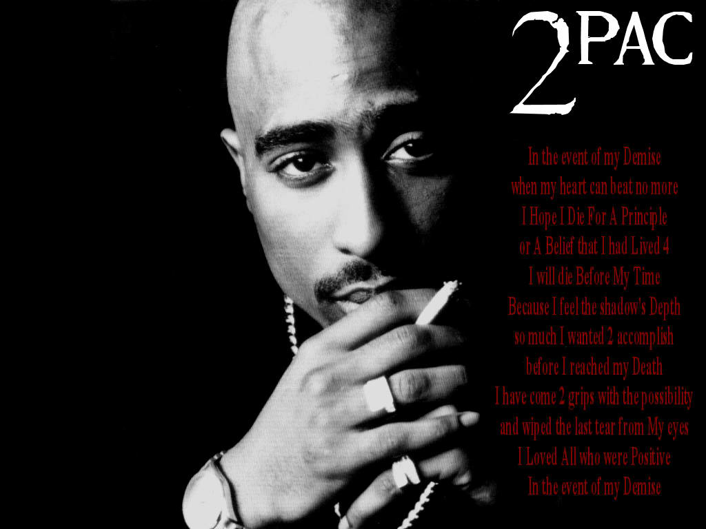 2pac Wallpaper Quotes
