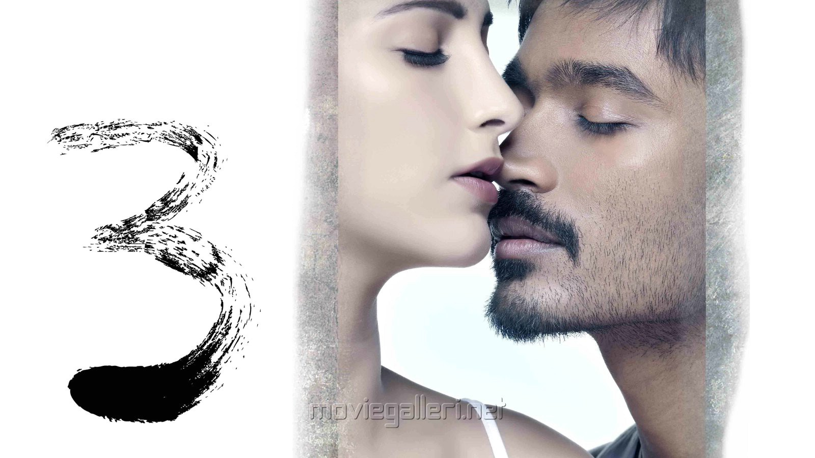 3 Tamil Movie Wallpapers