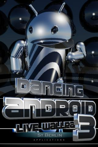3D Android Live Wallpaper