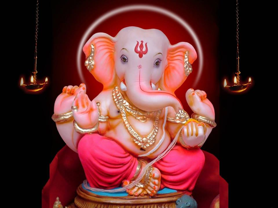 3D Ganesh Wallpapers Free Download
