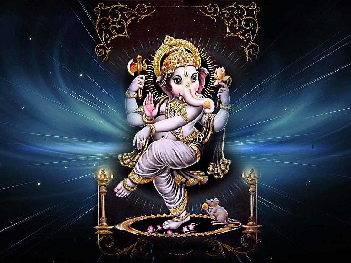 Download 3D Ganesh Wallpapers Free Download Gallery