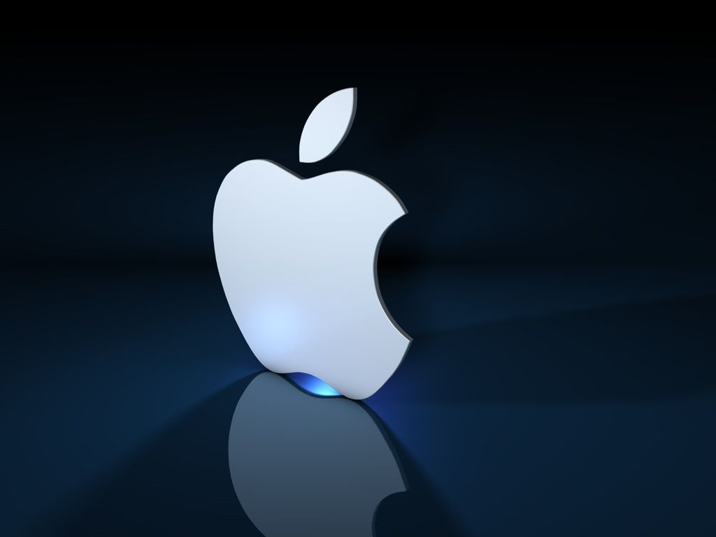 3D HD Apple Wallpaper