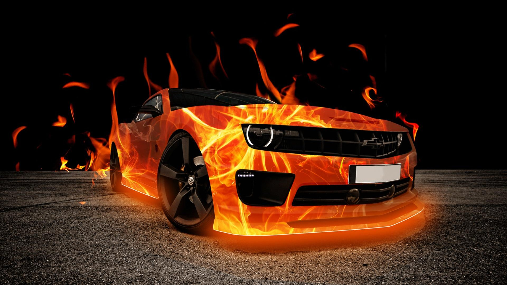 3D HD Wallpapers Of Cars