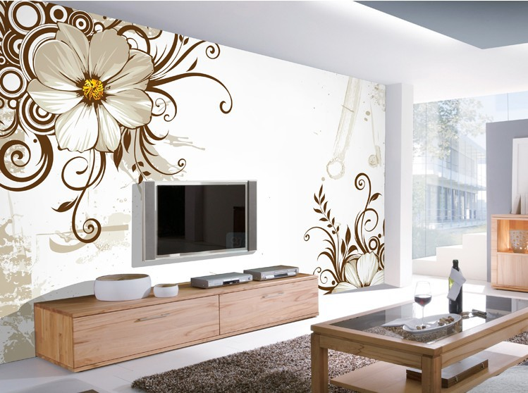 3D House Wallpaper Design
