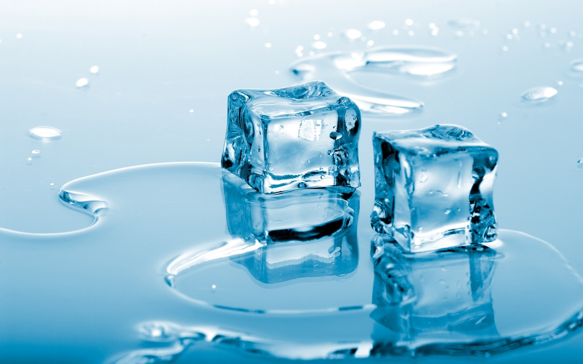 3D Ice Wallpaper