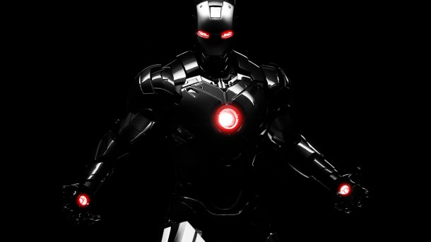 3D Iron Man Wallpaper