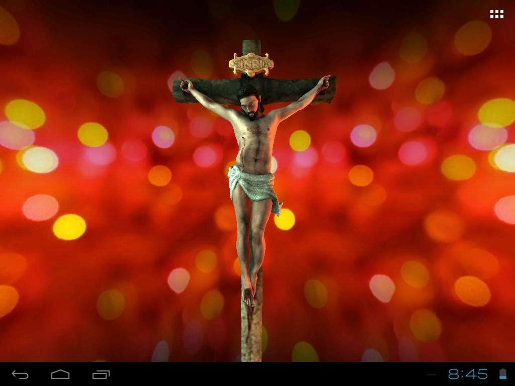 3D Jesus Wallpapers For Mobile
