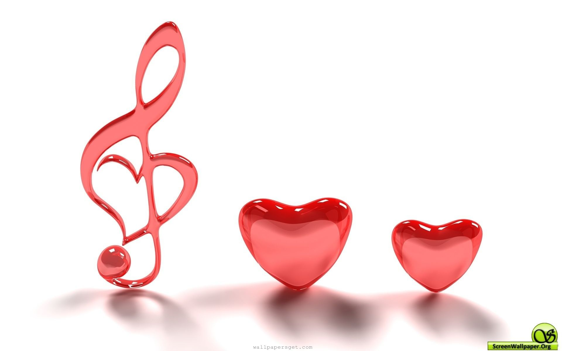 3D Love Wallpaper Download