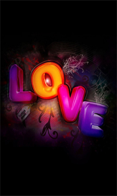 3D Love Wallpapers For Mobile