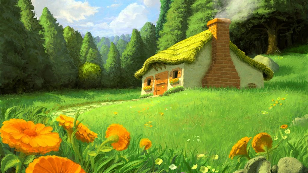 3D Moving Animated Wallpapers
