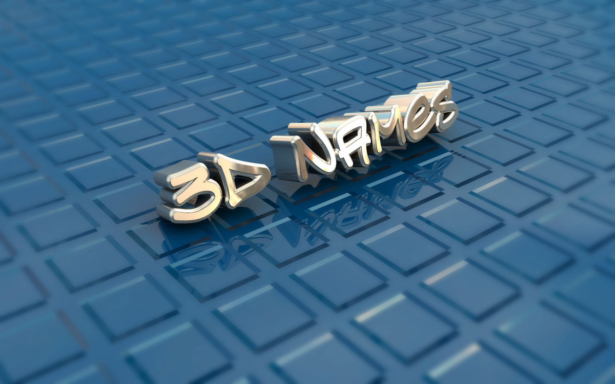 3D Name Wallpaper For Pc