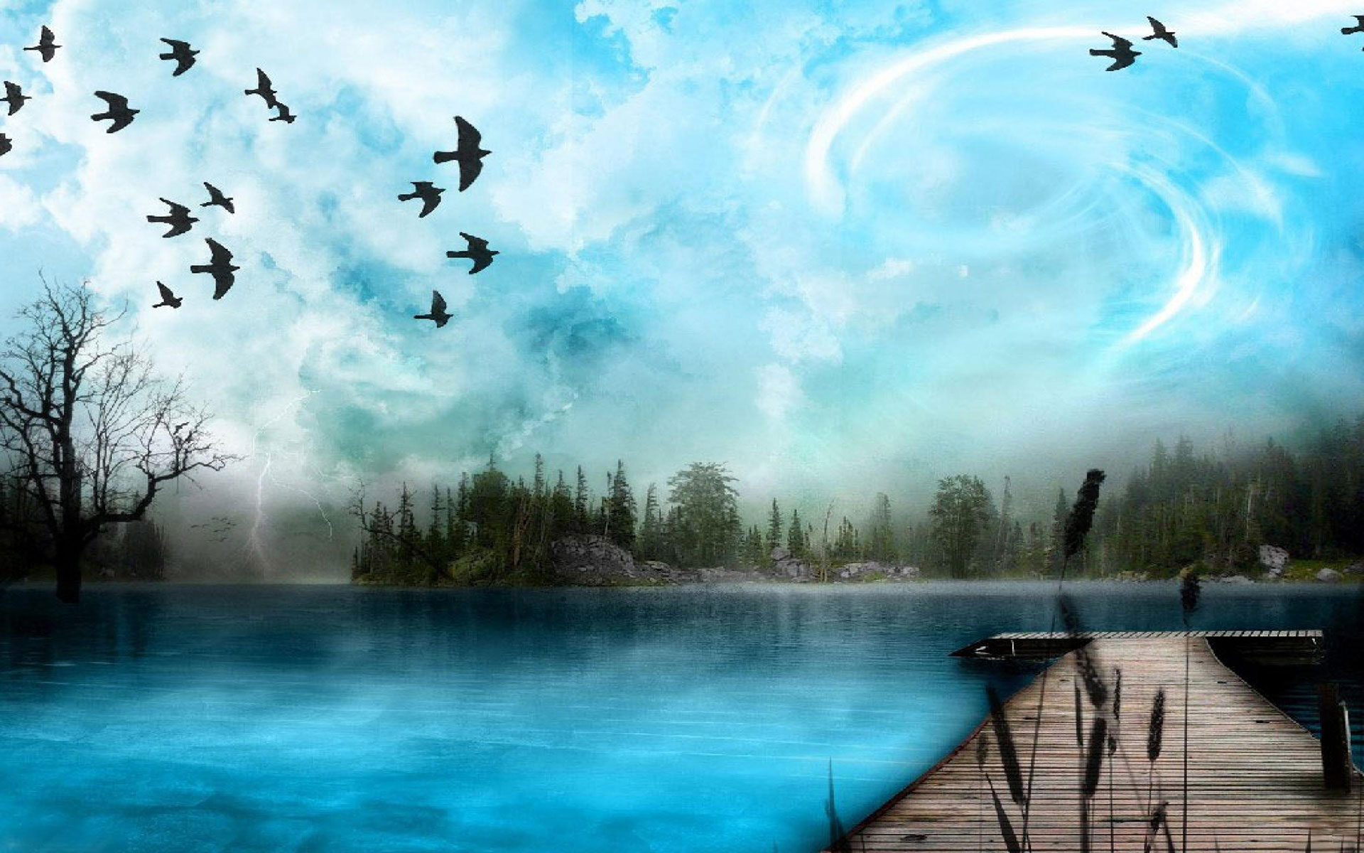3D Nature Wallpaper For Laptop