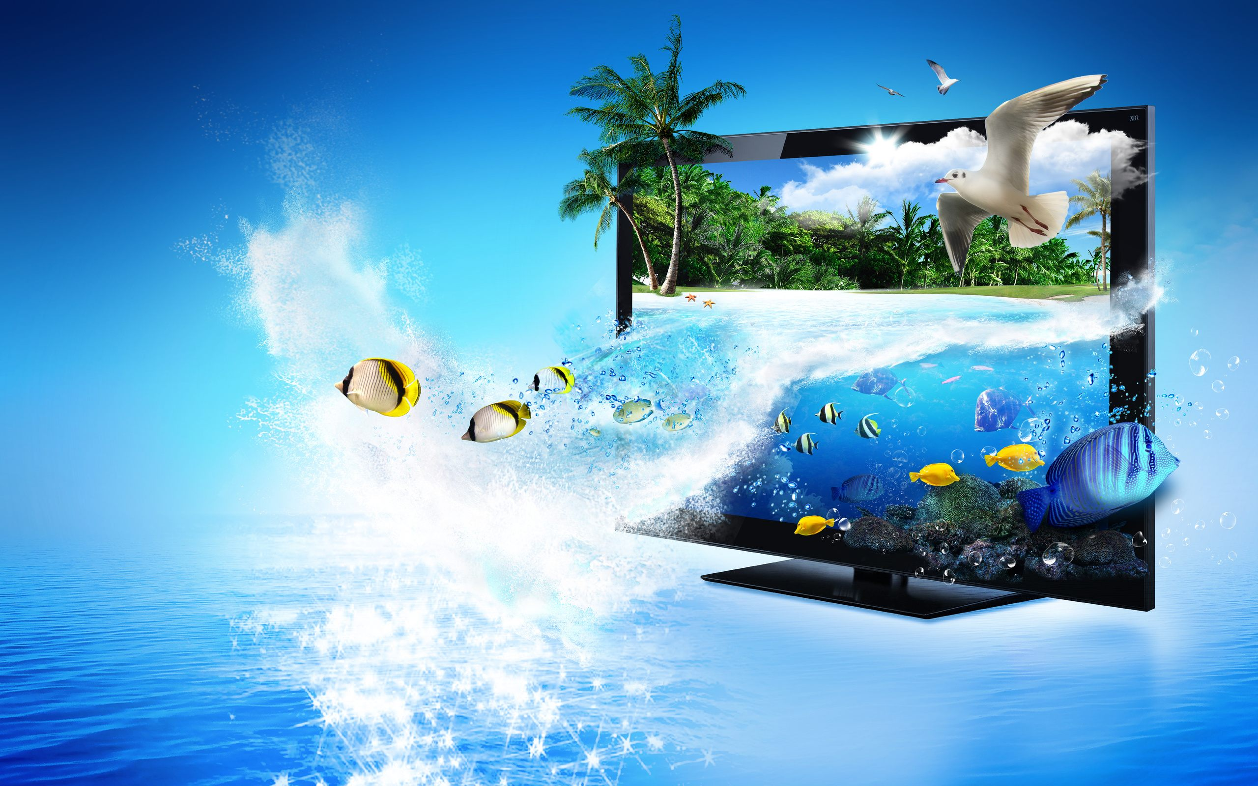 3D Screen Wallpapers Download