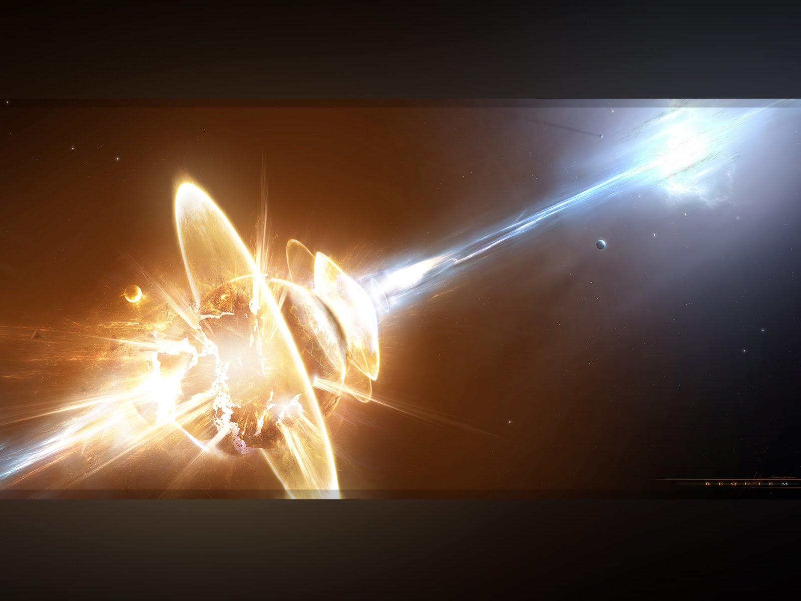 3D Space Wallpapers Free Download