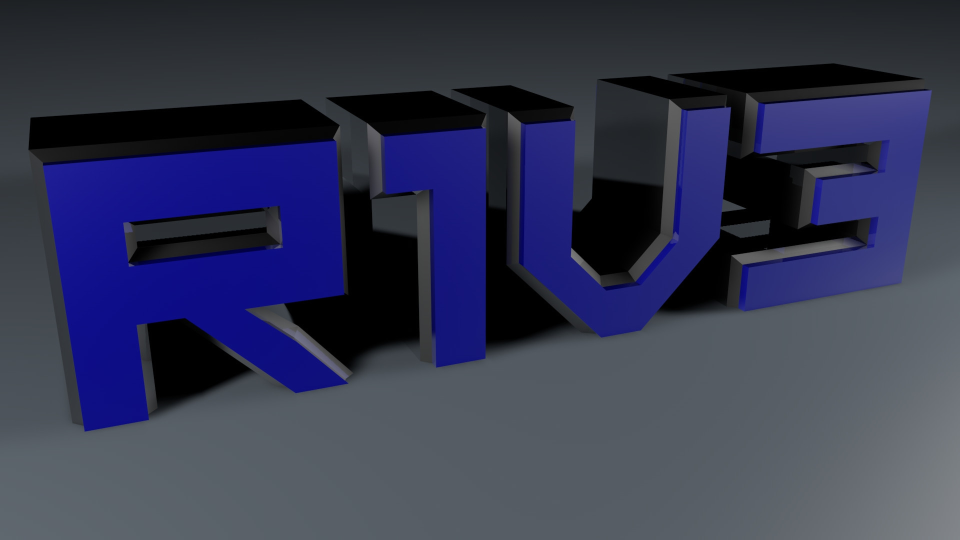 3D Text Name Wallpaper