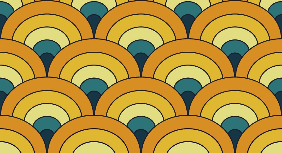 60s Wallpaper Designs