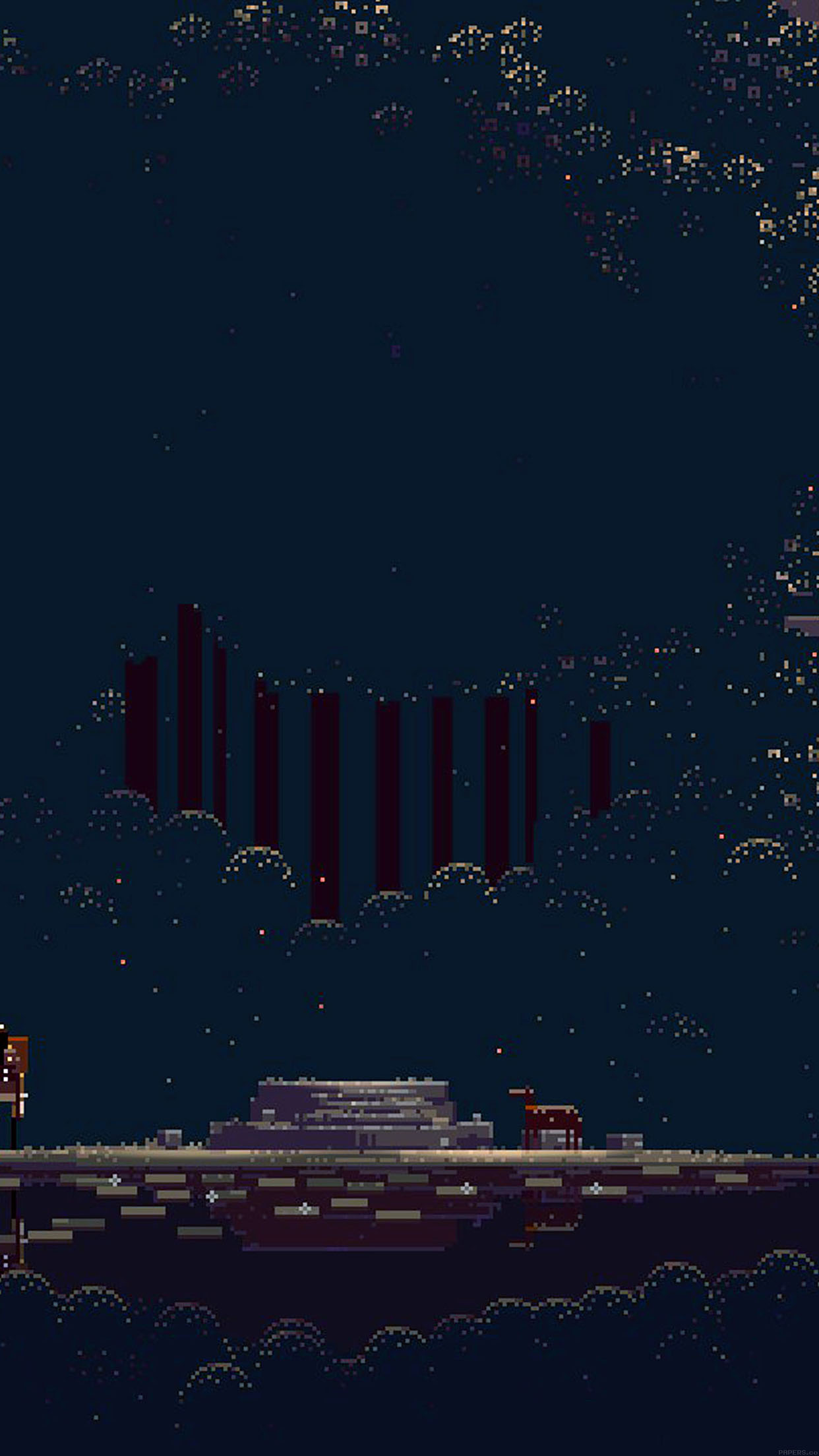 8 Bit Wallpaper Iphone