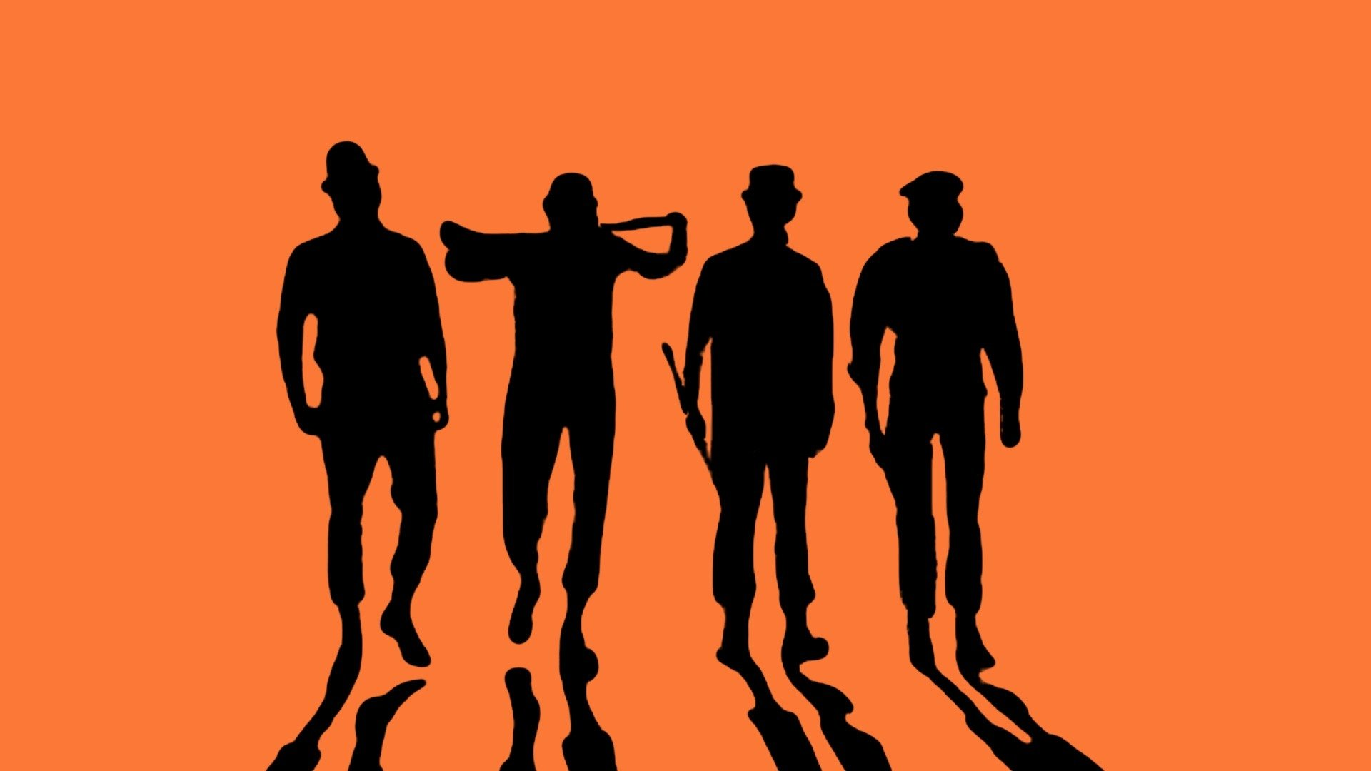 A Clockwork Orange Wallpaper