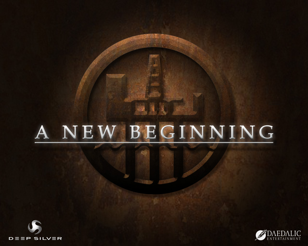 A New Beginning Wallpaper
