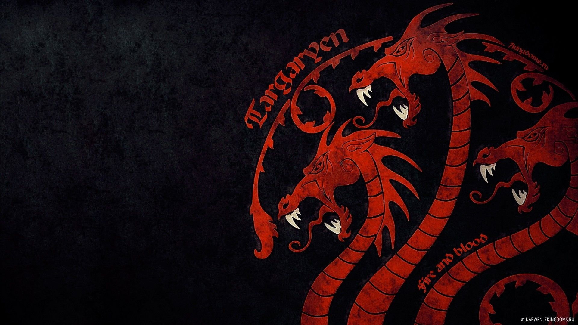 A Song Of Ice And Fire Wallpaper