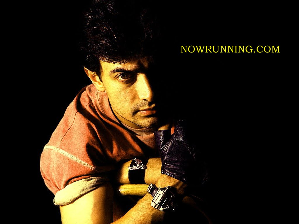 Aamir Khan Name Wallpaper