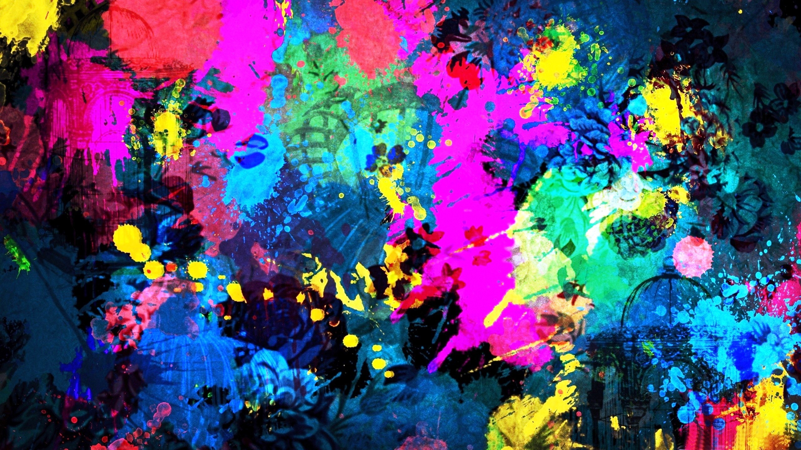 Abstract Art Wallpaper