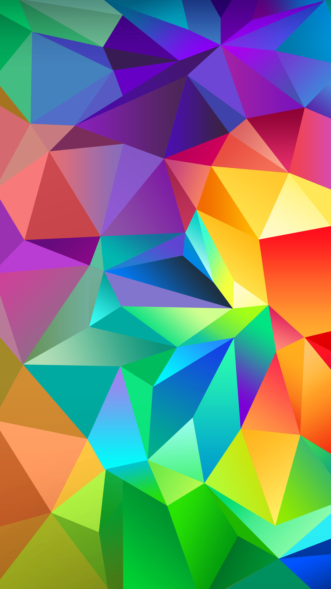 Abstract Colorful Wallpaper