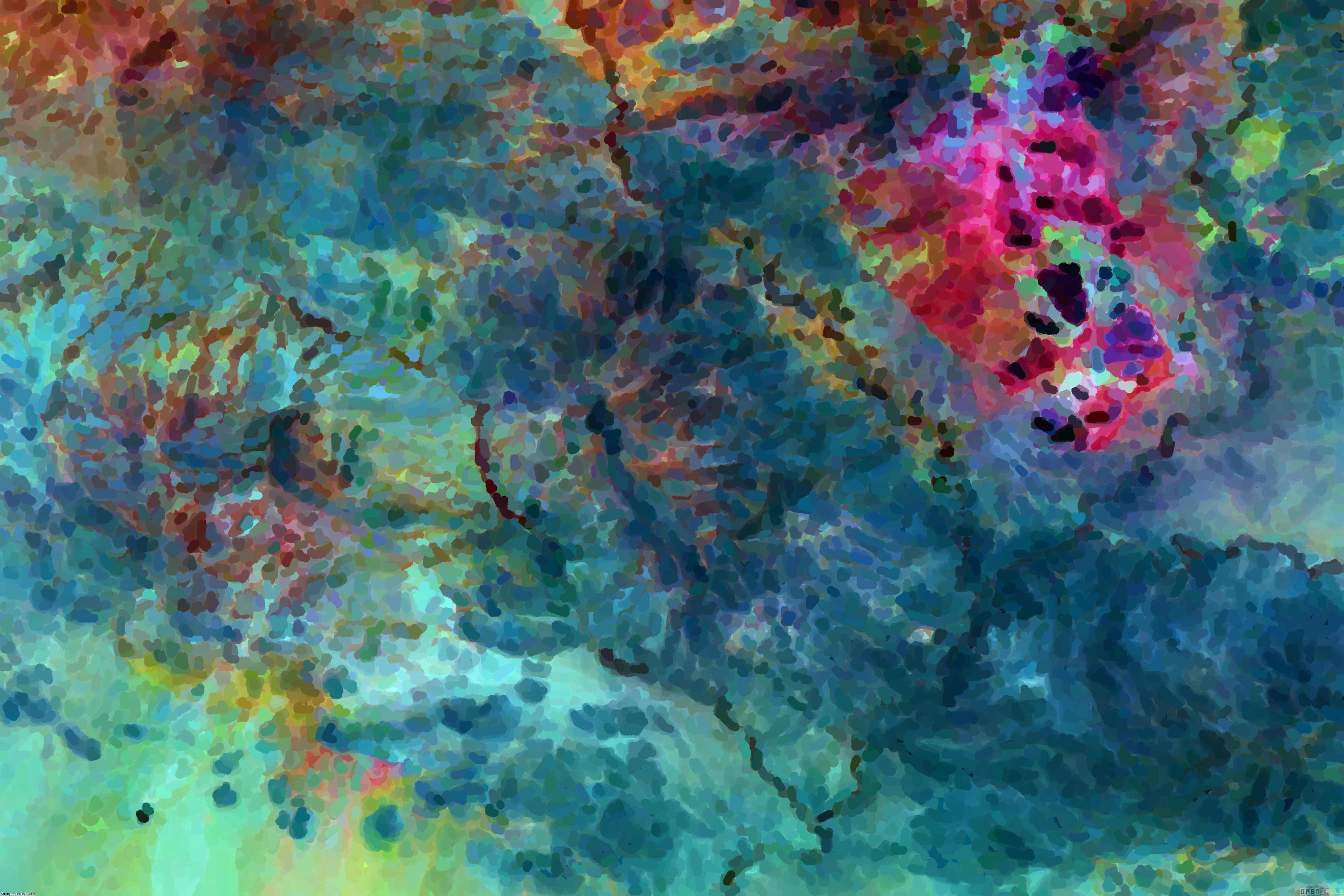 Abstract Painting HD Wallpapers