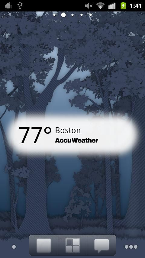 Accuweather Live Wallpaper Free Download