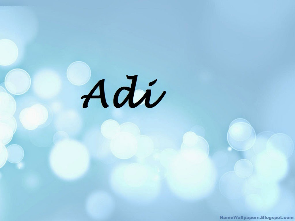 Adi Name Wallpaper