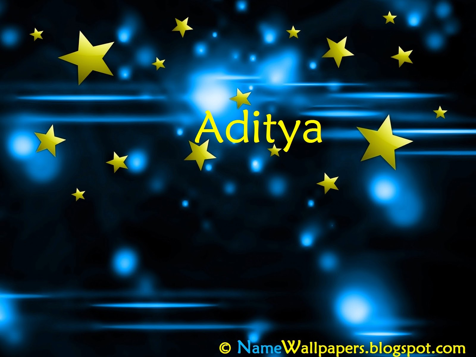 Aditya Name Wallpaper