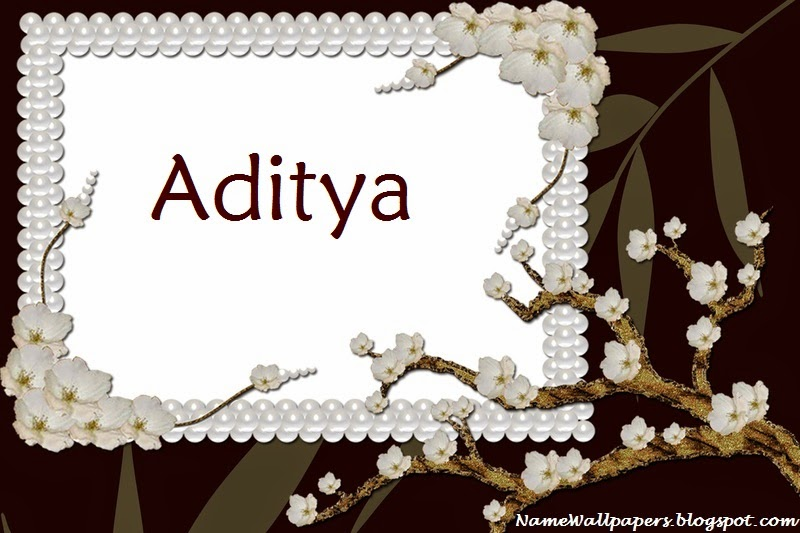 Download Aditya Wallpaper Name Gallery