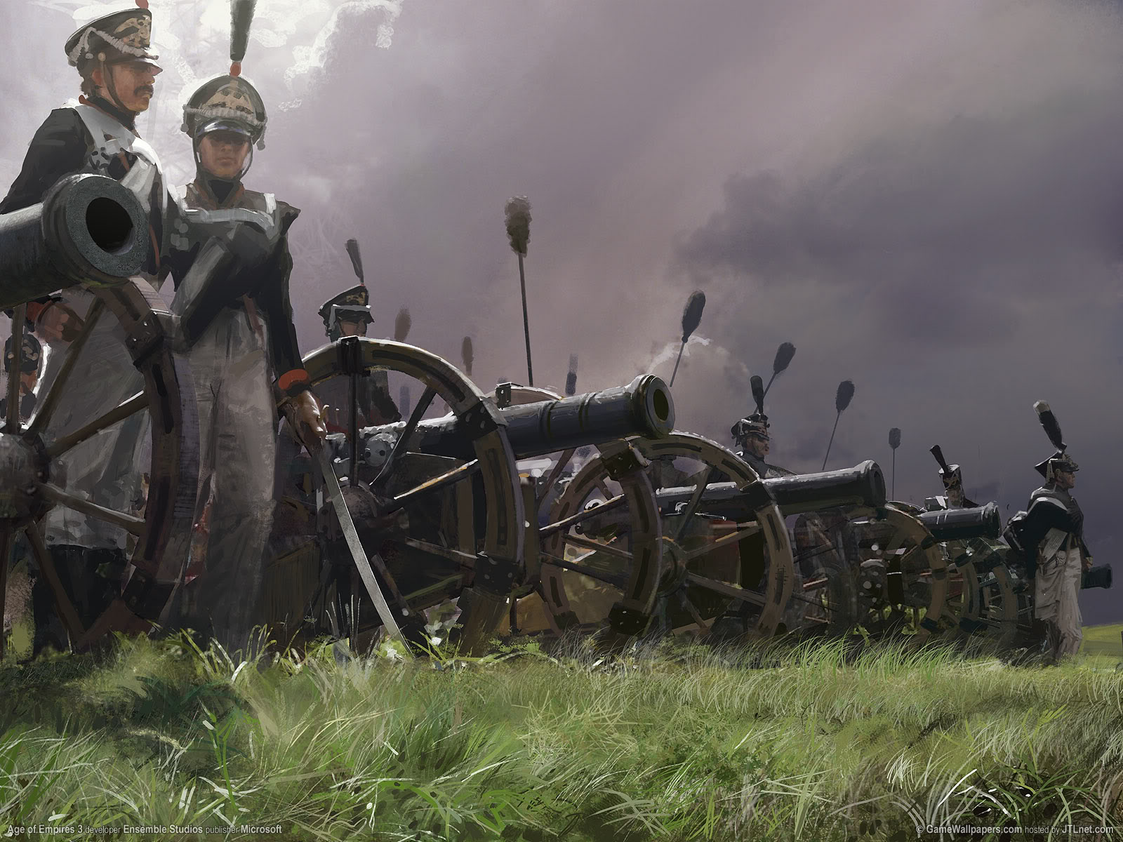 Age Of Empires 3 Wallpaper