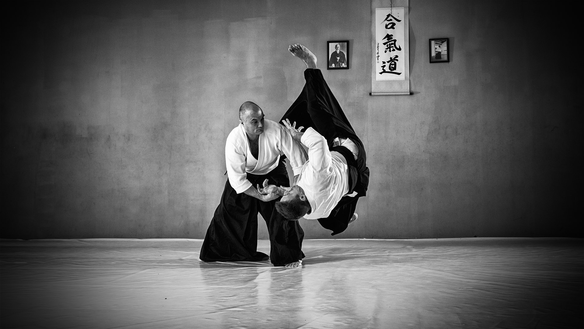 Aikido Wallpaper