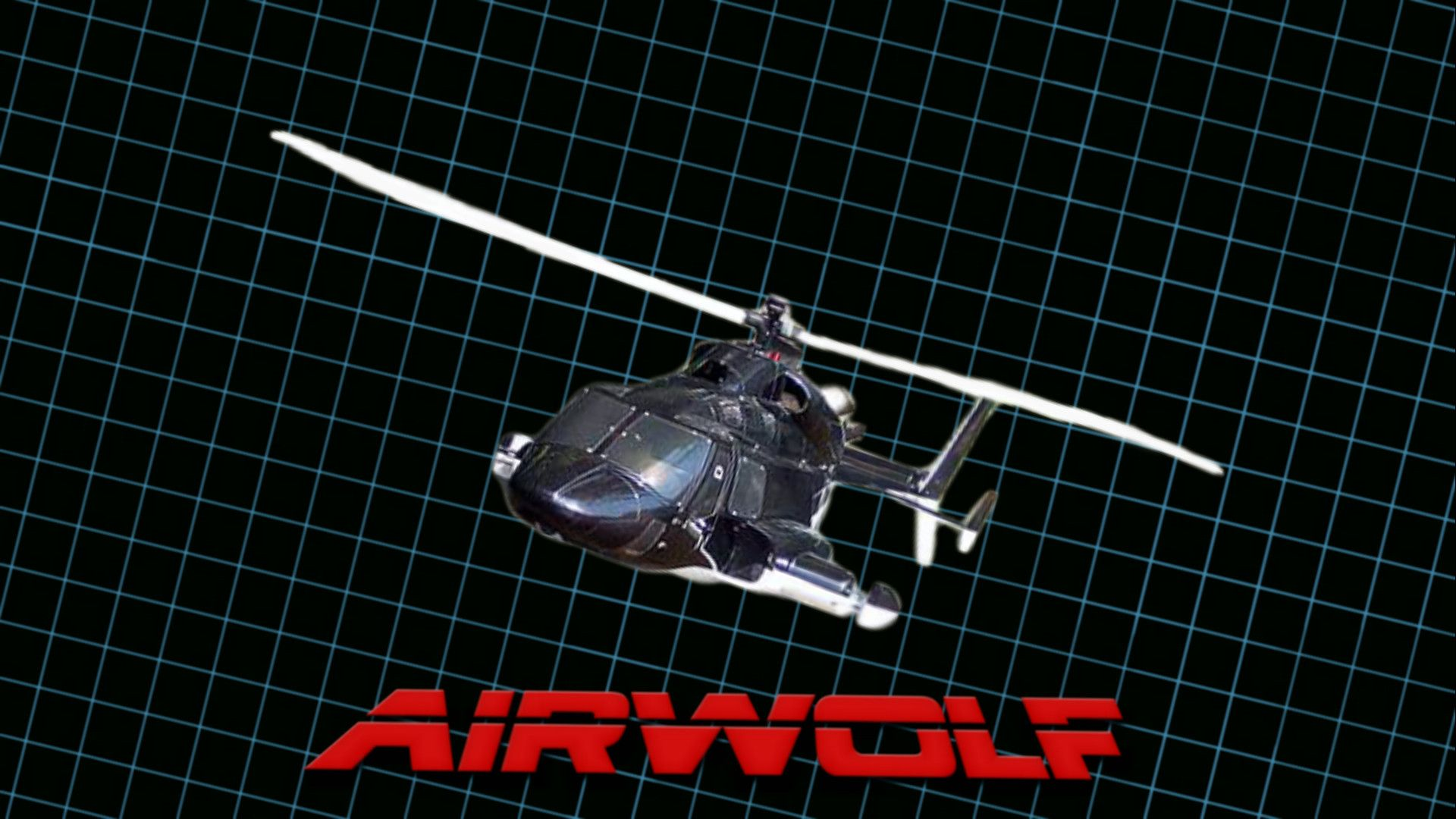 Airwolf Wallpaper