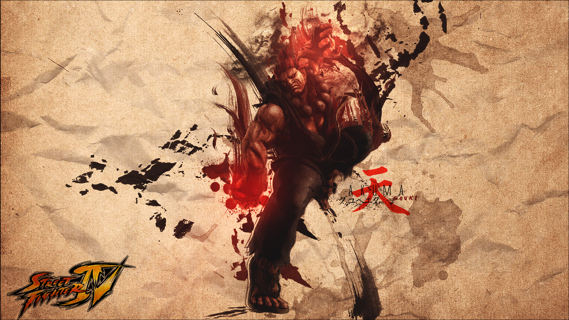 Download Akuma Street Fighter Wallpaper Gallery