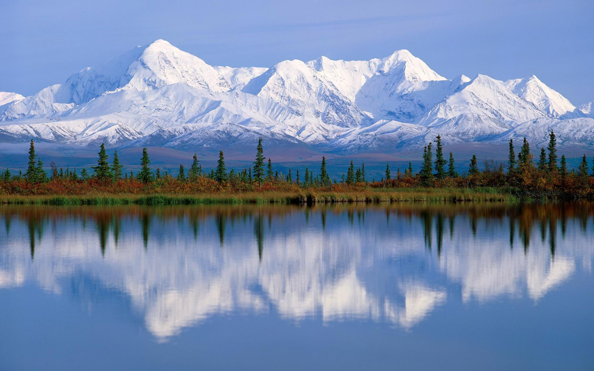 Alaska Mountains Wallpaper