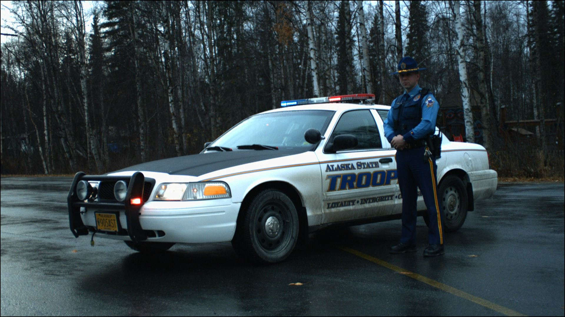 Alaska State Troopers Wallpaper